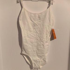 Gillian & O'Malley Seamless Bodysuit